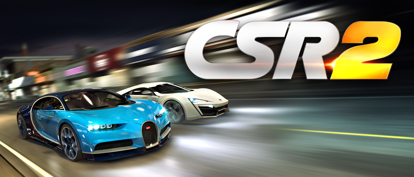 Play Play CSR Racing 2: The Best Android Games are on SHIELD