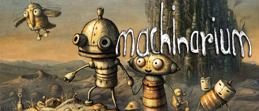 Image result for Machinarium