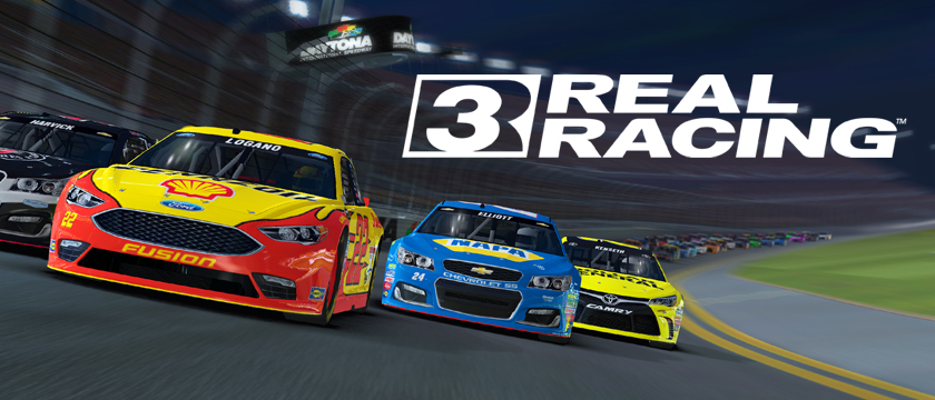 Play Play Real Racing 3: The Best Android Games are on SHIELD