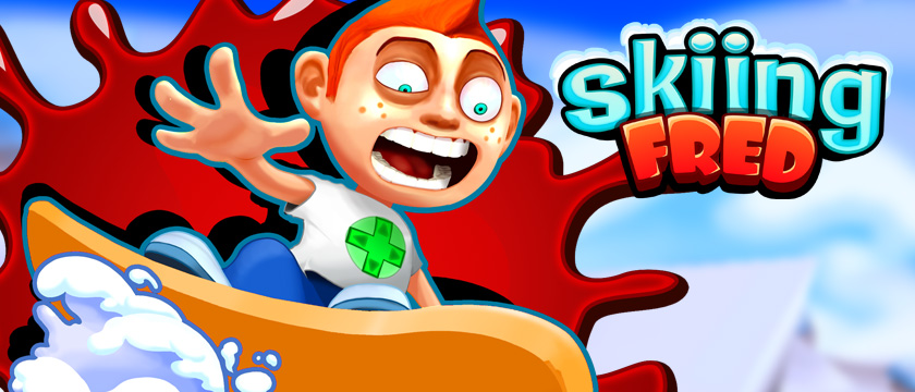 Play Play Skiing Fred: The Best Android Games are on SHIELD