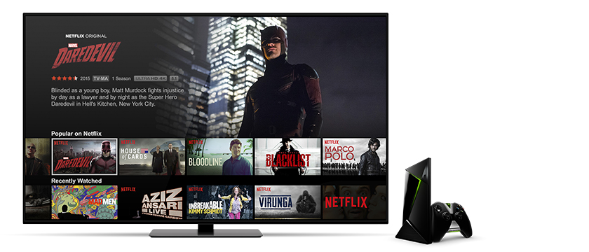 Enjoy 4K Ultra HD Movies and TV Shows