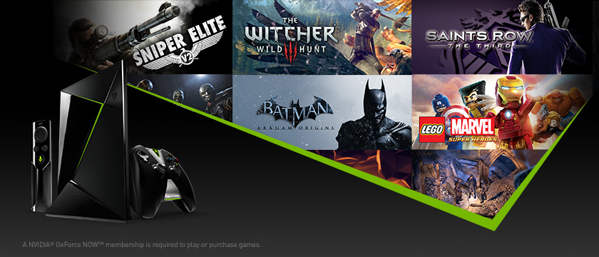 The 5 Most Played Games on GeForce NOW