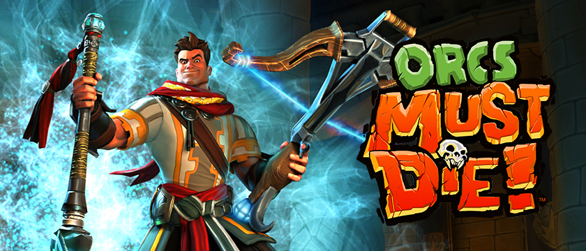 Now Streaming on NVIDIA SHIELD: Orcs Must Die: Game of the Year Edition