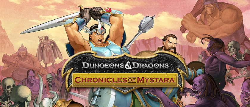 Now Streaming on NVIDIA SHIELD: Dungeons & Dragons: Chronicles of Mystara
