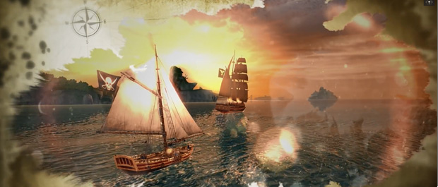 Ubisoft Sets Sails With Two Mobile Pirate Games