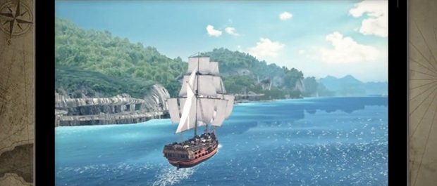 'Assassin's Creed: Pirates' Announced for Mobile Devices