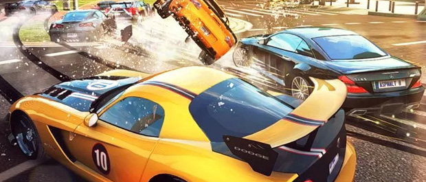 Asphalt 8: Airborne Plays Best on NVIDIA SHIELD
