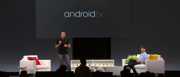 Mobile Developers Embrace Android TV And Big Screen Gaming