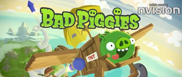 Why Bad Piggies Surpasses Angry Birds Series It's Spun From