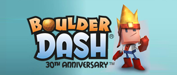 Boulder Dash 30th Anniversary Rolling To Android