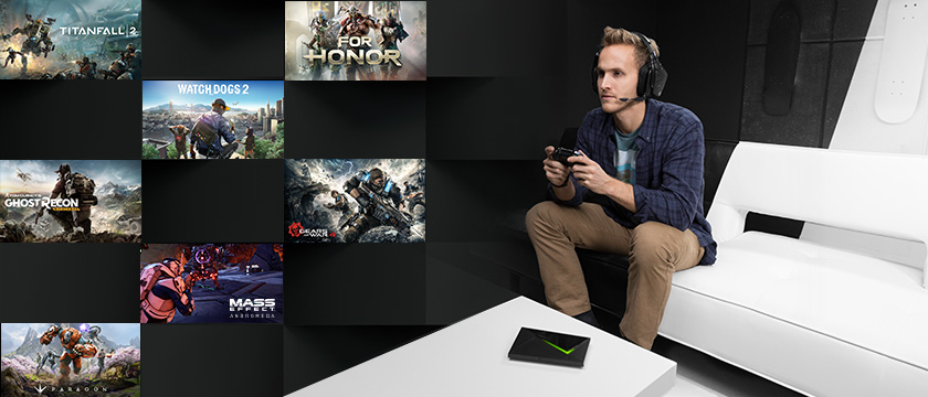 The Best 4K Games on NVIDIA SHIELD
