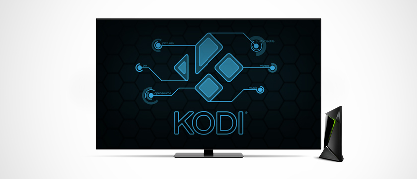 The Best Kodi Box is NVIDIA SHIELD Android TV