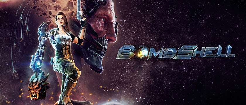 Play Bombshell, an Action-RPG Game on SHIELD with GeForce NOW
