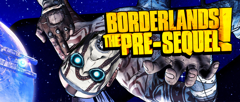 Play Borderlands: The Pre-Sequel An NVIDIA SHIELD Exclusive