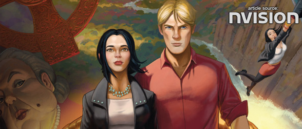 Broken Sword: The Serpent's Curse Adventure is Funded