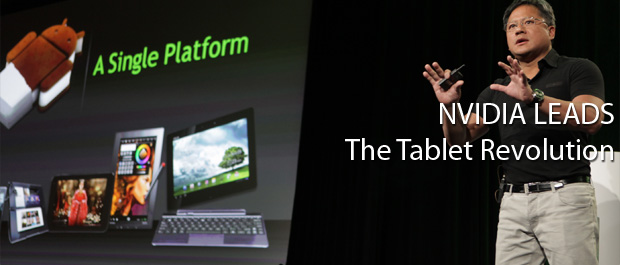 NVIDIA Leads the Tablet Revolution