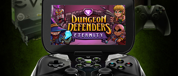 Dungeon Defenders Eternity NVIDIA Gear Giveaway Sweepstakes