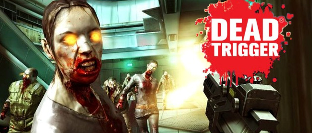 Dead Trigger Resurrects Zombies on Tegra 3