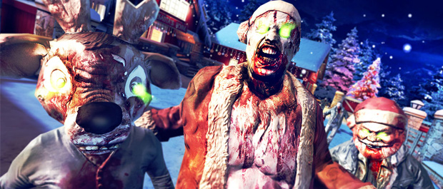 Dead Trigger Christmas Update Now Available