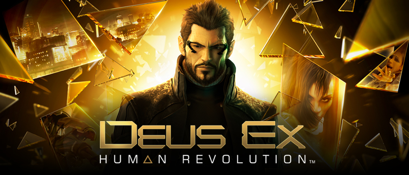 Deus Ex: Human Revolution from Square Enix Games