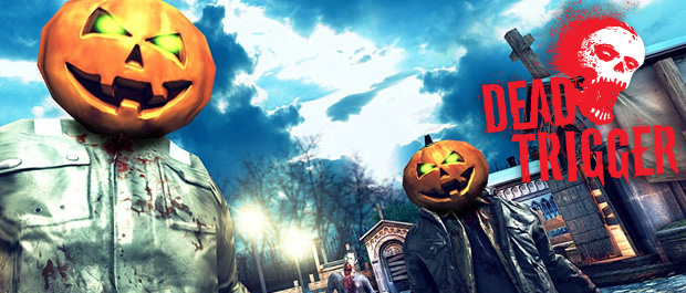 Halloween has arrived in Dead Trigger