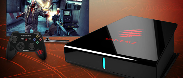 Mad Catz prepares to launch their MOJO