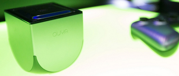 OUYA and GRID is a Match Made in Heaven