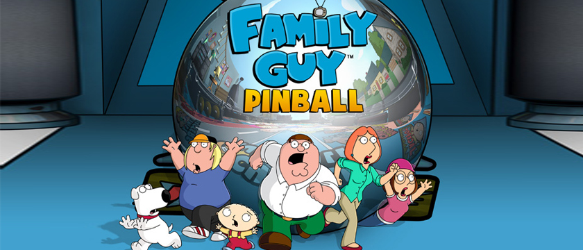 Family Guy Pinball Adds Laughs To Android TV