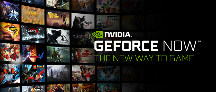Stream Games from the Cloud with GeForceNOW