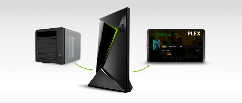 how to setup plex media server on nvidia shield android tv nvidia shield blog. Black Bedroom Furniture Sets. Home Design Ideas