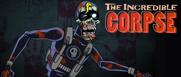 The Incredible Corpse Adds Humor To Undead Genre