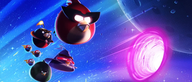 NASA Extends Partnership With Hit Mobile Game Angry Birds Space