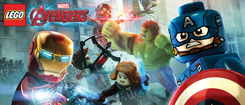 Explore, solve puzzles, fight, and save the world as your favorite Avenger in this LEGO action game.