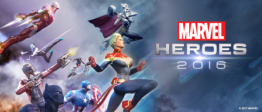 Marvel Heroes 2016 - GeForce NOW's First Multiplayer Game Debuts on SHIELD!