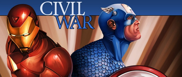 Marvel Civil War Now Available for Zen Pinball THD