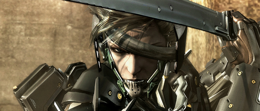 Play Metal Gear Rising: Revengeance on SHIELD