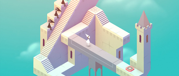 Mesmerizing M.C. Escher-Inspired 'Monument Valley' Hits Android