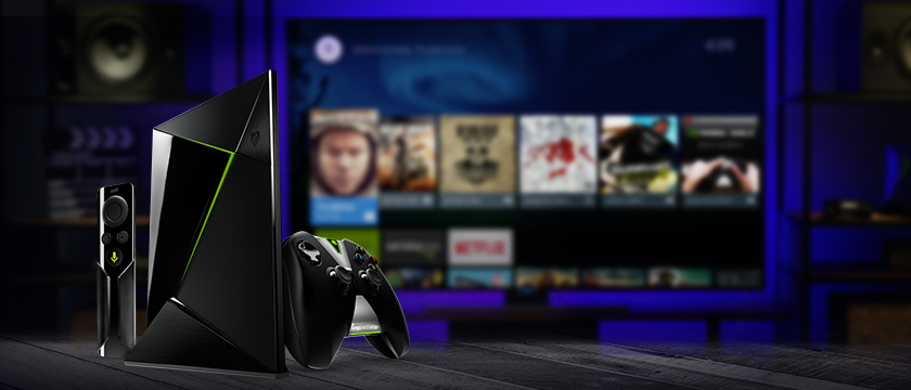 Even More Ways to Rule the Living Room With NVIDIA SHIELD