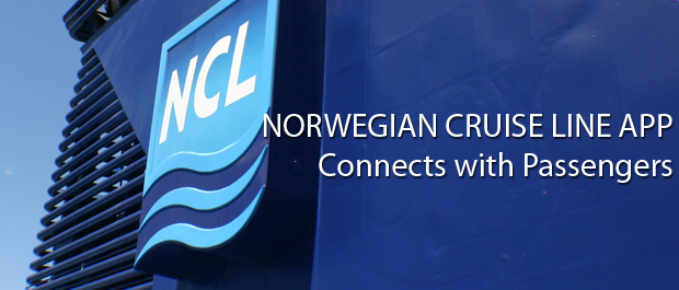 Norwegian Cruise Line Connects with Passengers