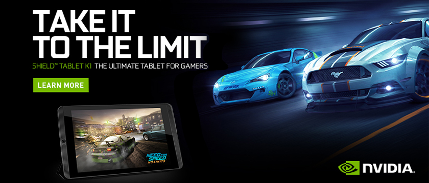Need for Speed: No Limits – Five Reasons to Tear Up Asphalt on SHIELD Tablet K1