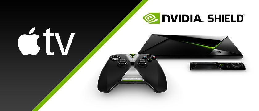 NVIDIA SHIELD or The new Apple TV? The Choice is Easy!