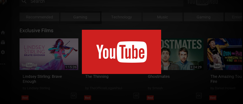 Видео YouTube 360 теперь и на SHIELD TV