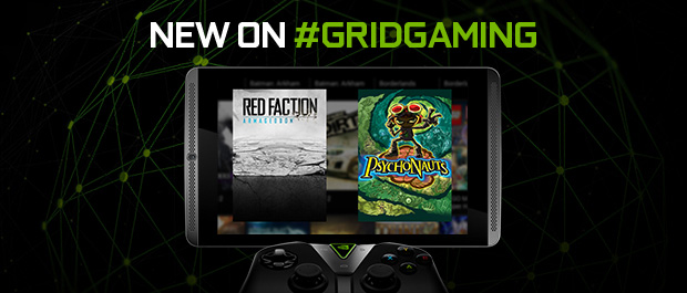 #GRIDTuesday Kicks off With the Release of Psychonauts and Red Faction: Armageddon