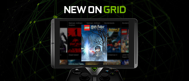 #GRIDTuesday Brings LEGO Harry Potter Years 5-7 To NVIDIA SHIELD Devices