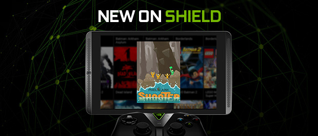 Blast Aliens, Solve Puzzles and Rescue Scientists in PixelJunk Shooter on NVIDIA SHIELD