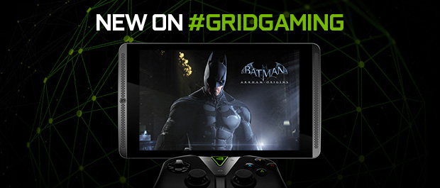 #GRIDTuesday Lets You Be The Dark Knight on SHIELD