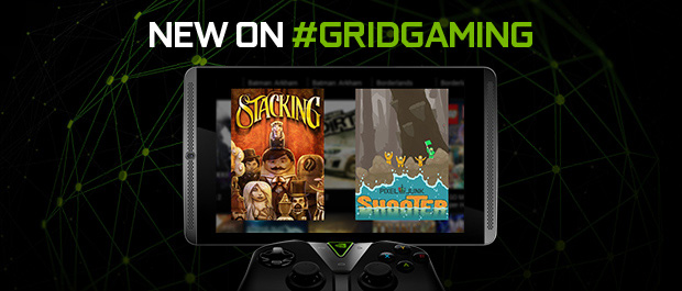 #GRIDTuesday Adds Indie Games to GRID Library