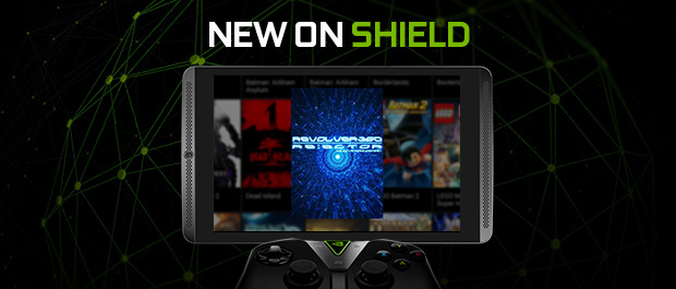 Play Indie Shooter Revolver 360 RE:ACTOR Now on NVIDIA® SHIELD™