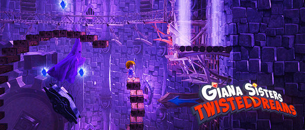 Play Giana Sisters: Twisted Dreams Now on NVIDIA SHIELD™