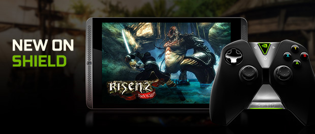 Risen 2: Dark Waters Now Available on NVIDIA® SHIELD™